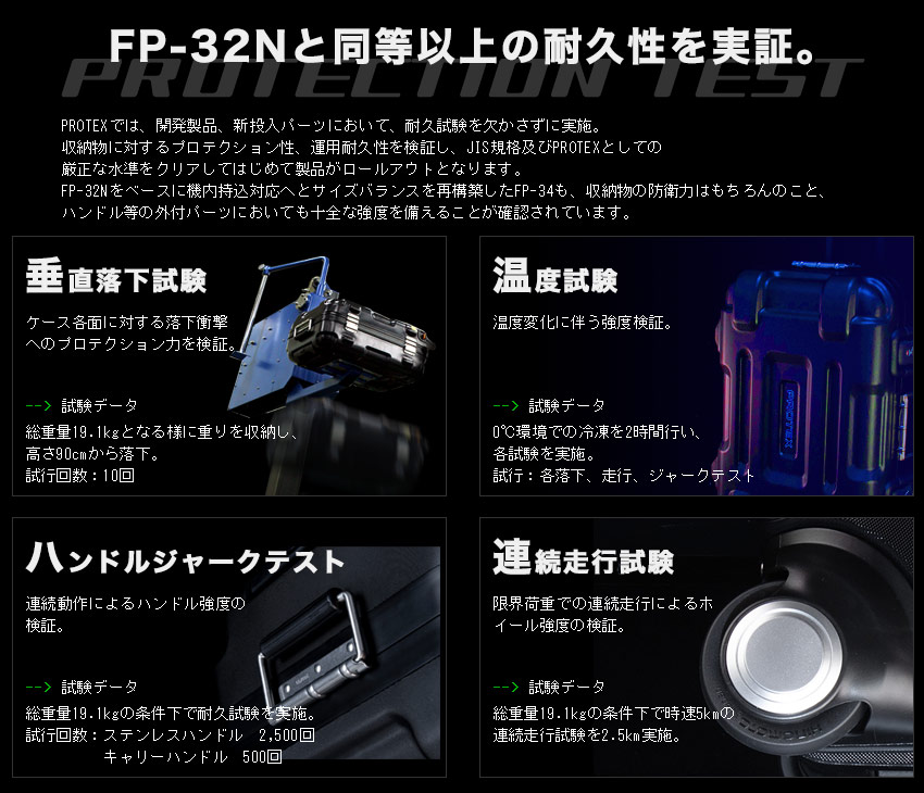 FP-34強度試験