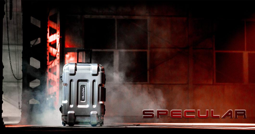 PROTEXのおすすめスーツケースFP-32N SPECULAR