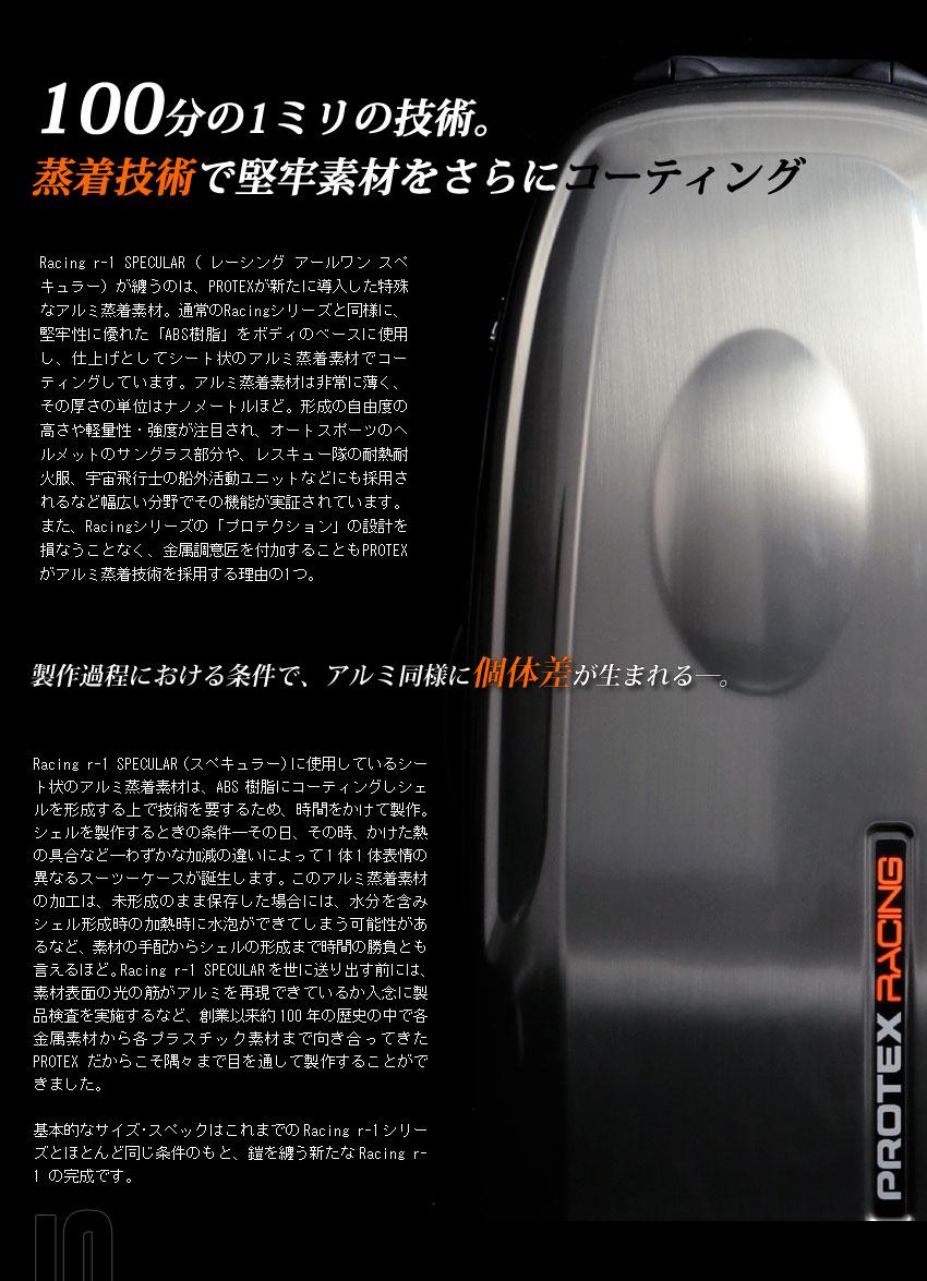 Racing r-1 SPECULAR