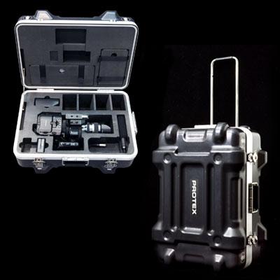 SONY製4Kスーパー35mm CMOSセンサー搭載カムコーダー専用FP-15