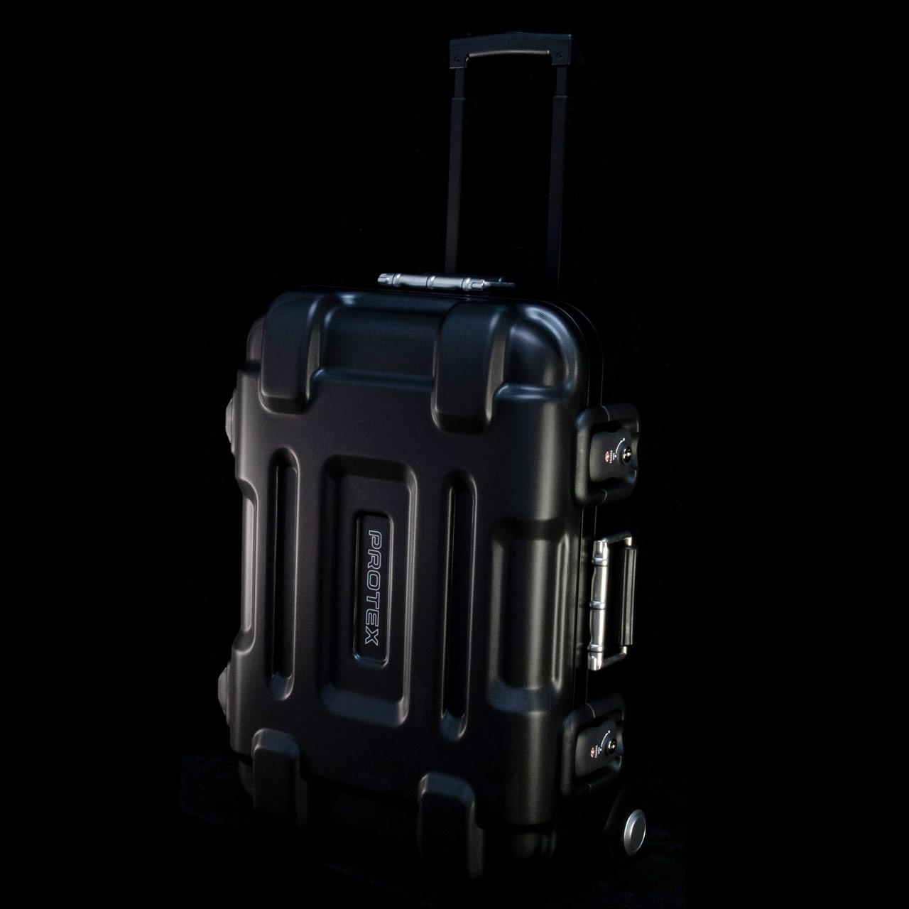 プロテックスのスーツケース