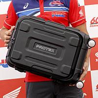 HondaレーシングチームにFPZ-07を提供サポート
