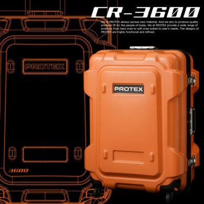 受託手荷物最大サイズプロスペックキャリーCR-3600