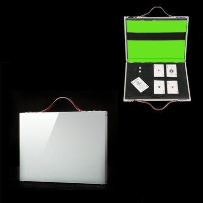 国産スマートアルミアタッシュケースSmartaBookDocument 13inch シルバー